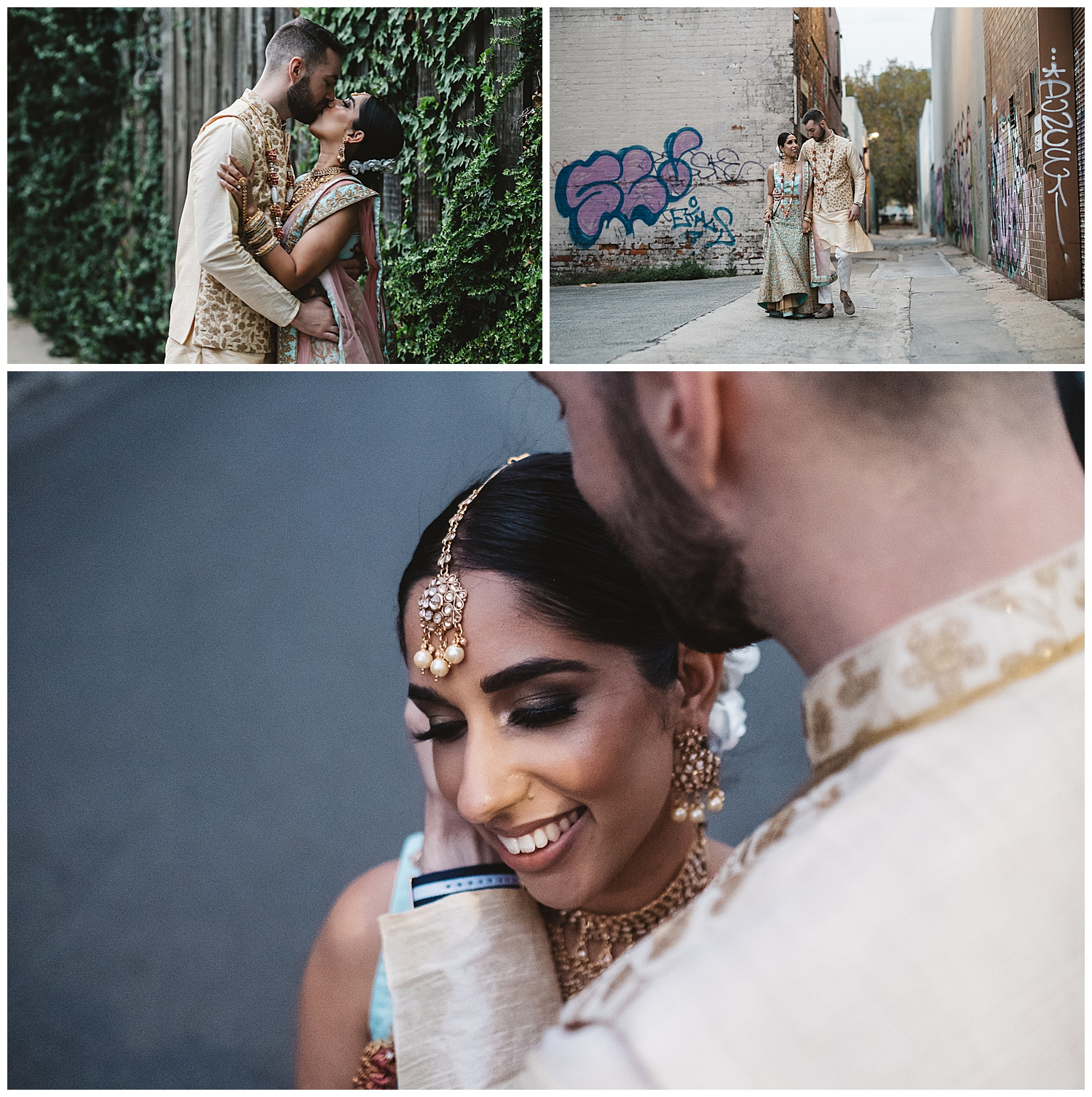 Flemington weddings and engagements in fitzroy