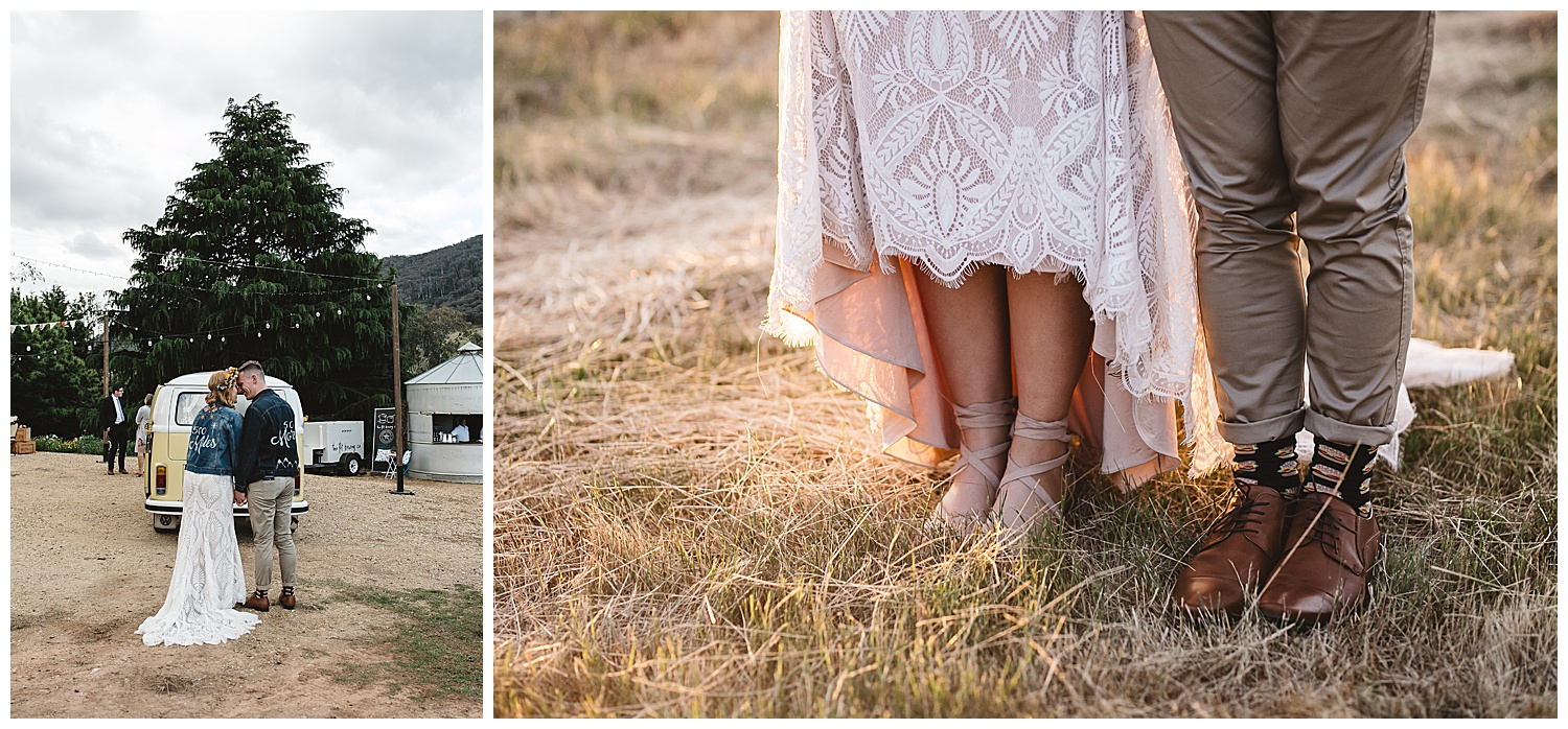 Rustic wedding and homestead wedding venue country victoria