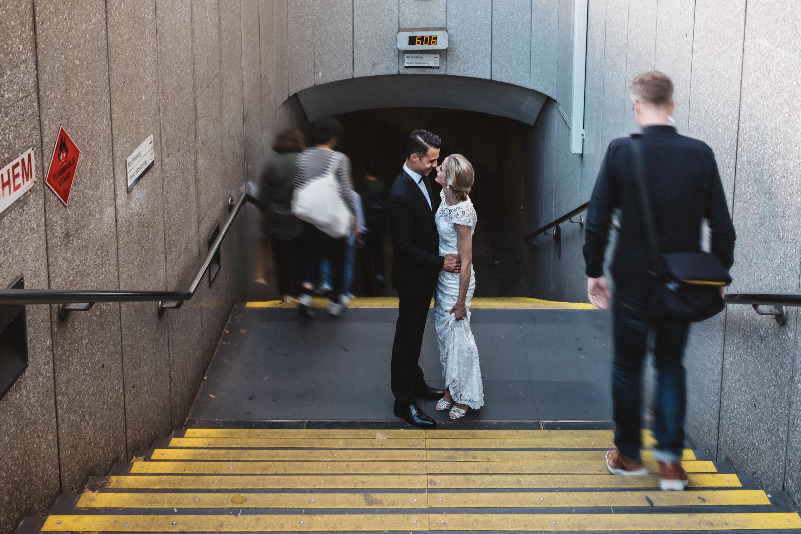 URBAN WEDDING - Melbourne urban wedding venues