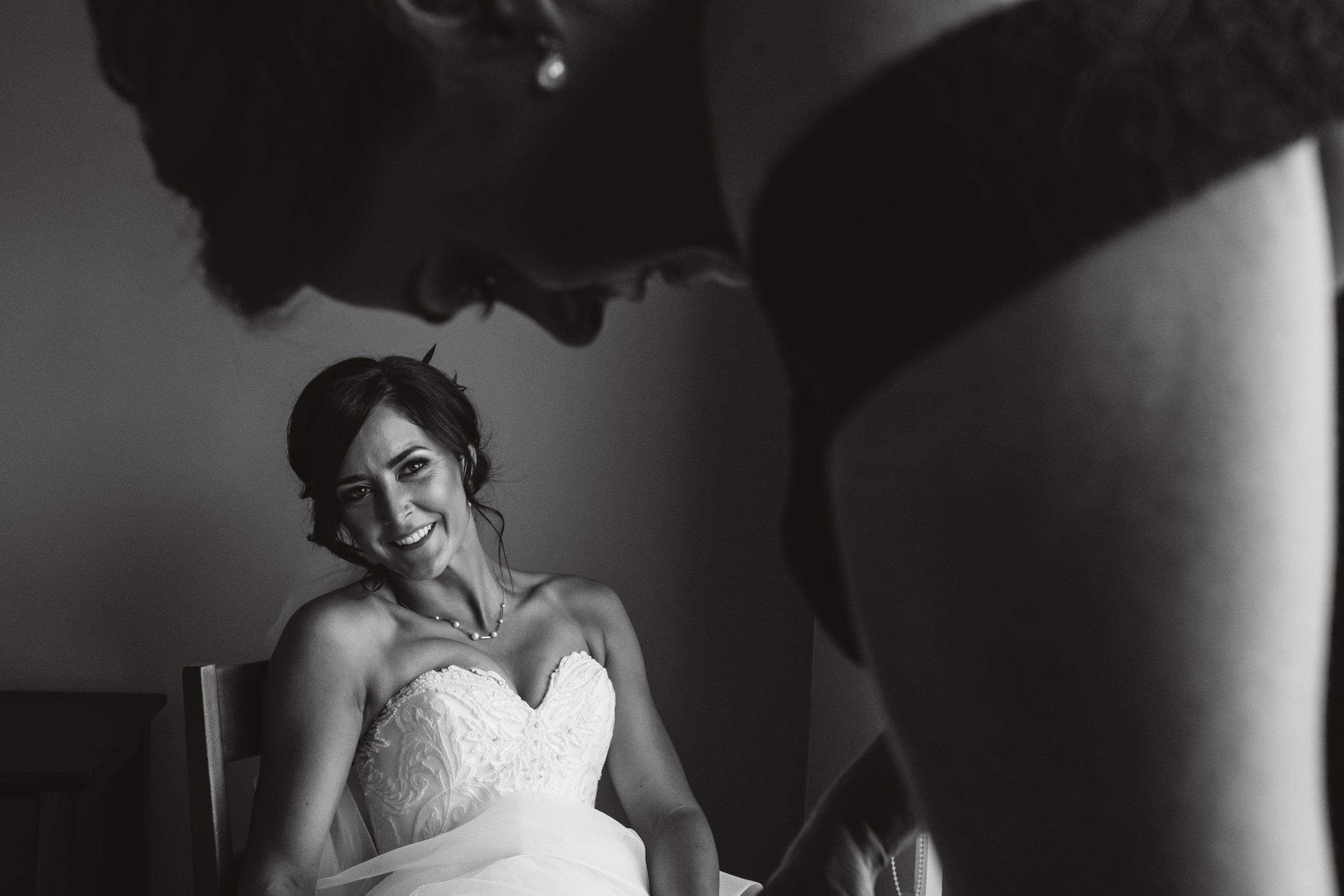 Best wedding day in Portsea, wedding photography