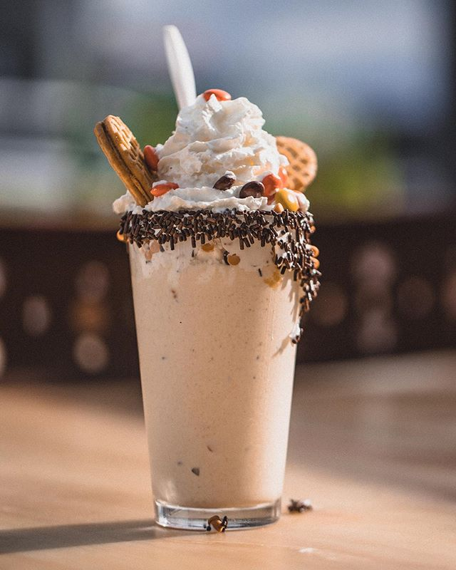 We're so excited to launch our new frozen custard and milkshake menu. Now you know where to go next time that sweet tooth gets the best of ya'. 🤓🦷🍨🧁🍭#bozeman #icecream #dessert #local #milkshakes #custard