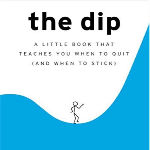 The Dip by Seth Godin