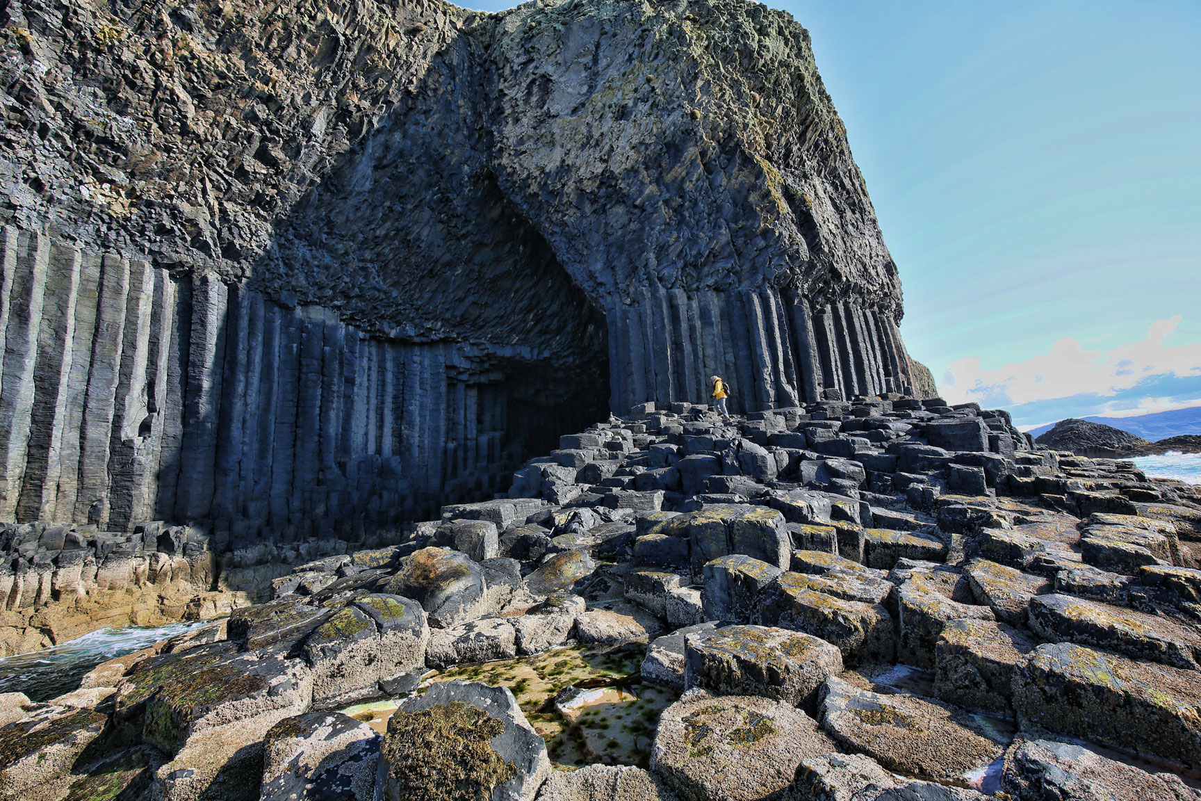 Fingal's Cave, Island of Staffa.