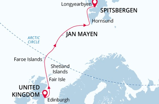 poseidon britain to svalbard voyage map.jpg