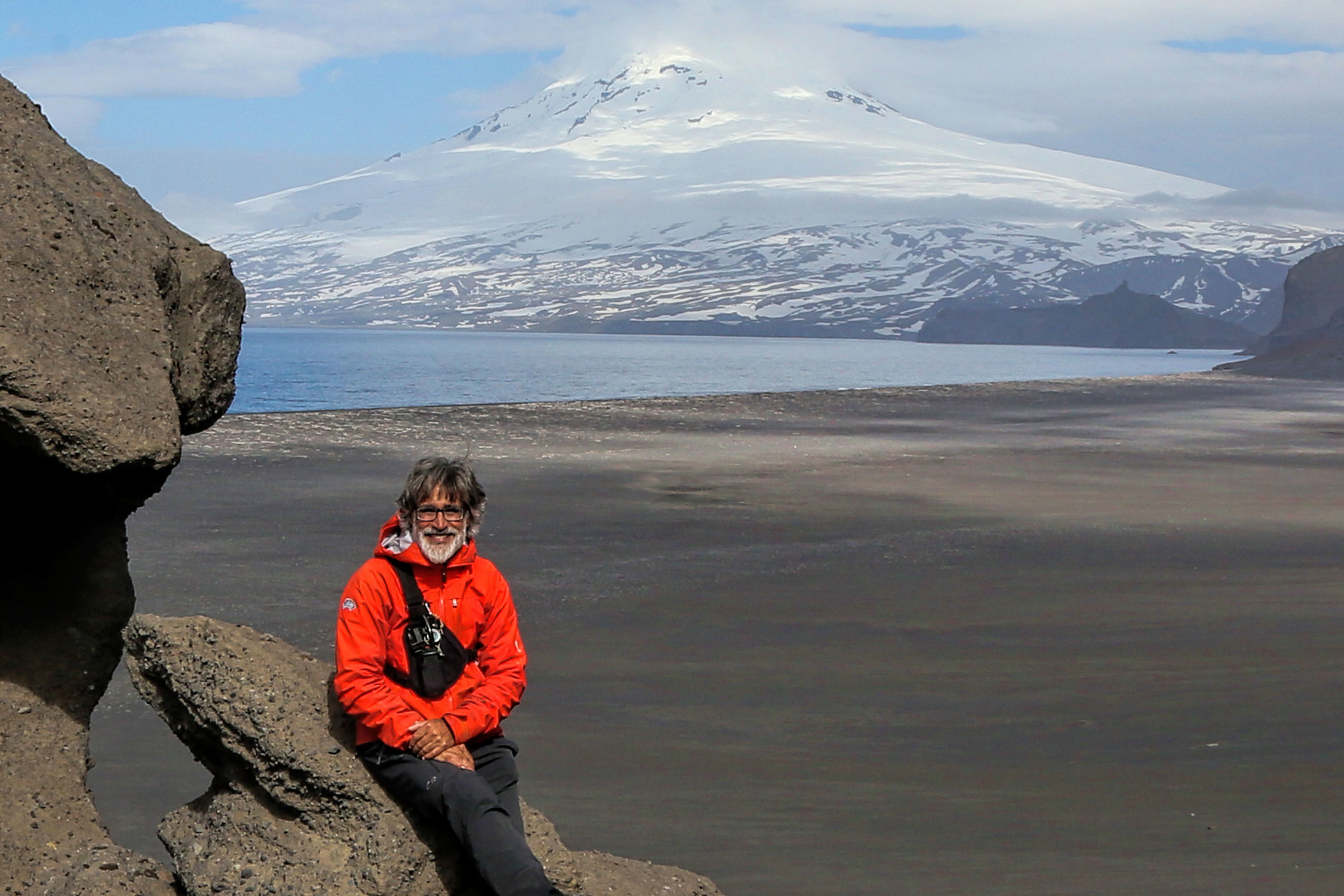 """An extraordinarily happy geologist, five months and nine days into """"retirement."""""""