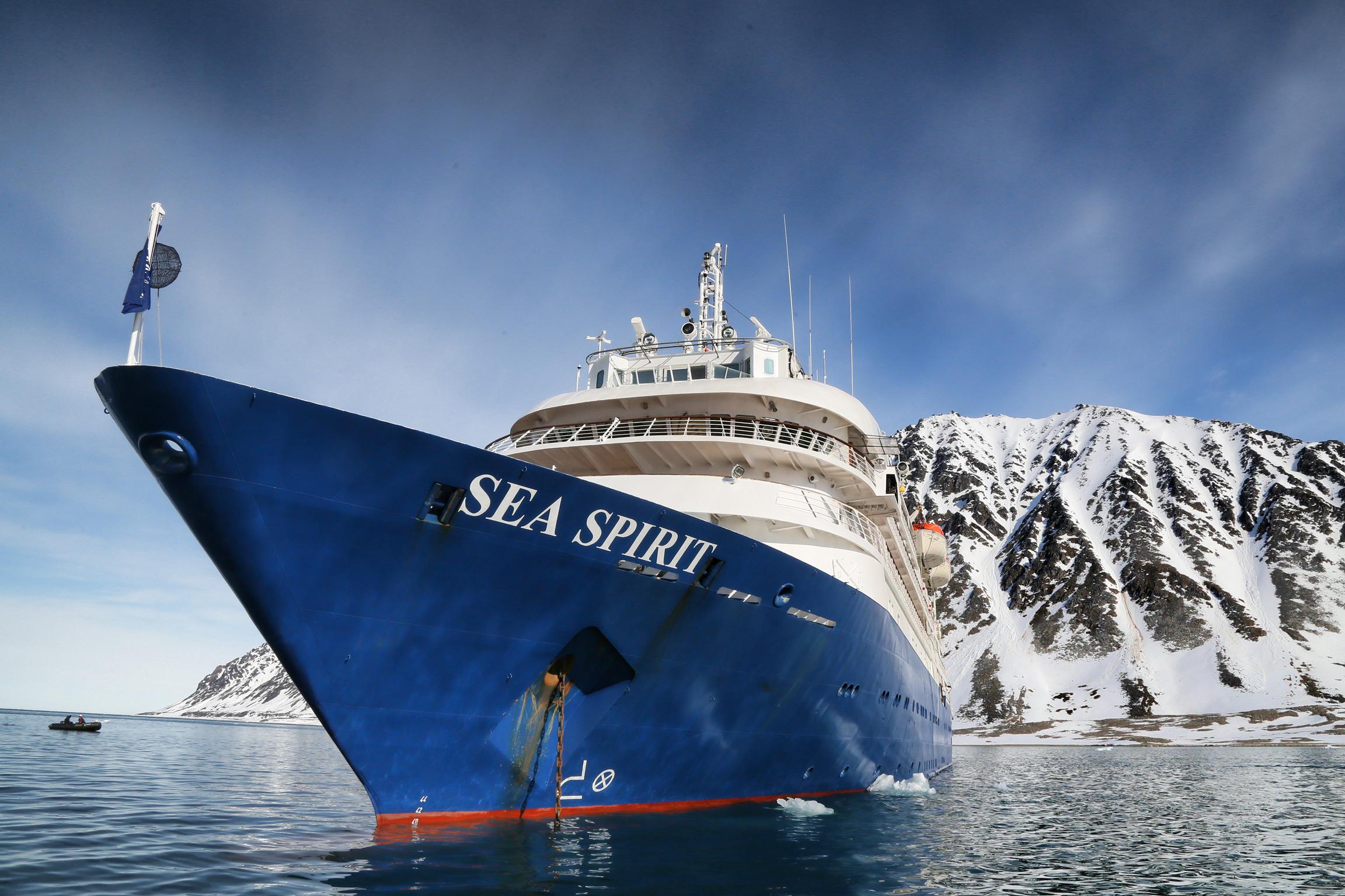 M/V Sea Spirit