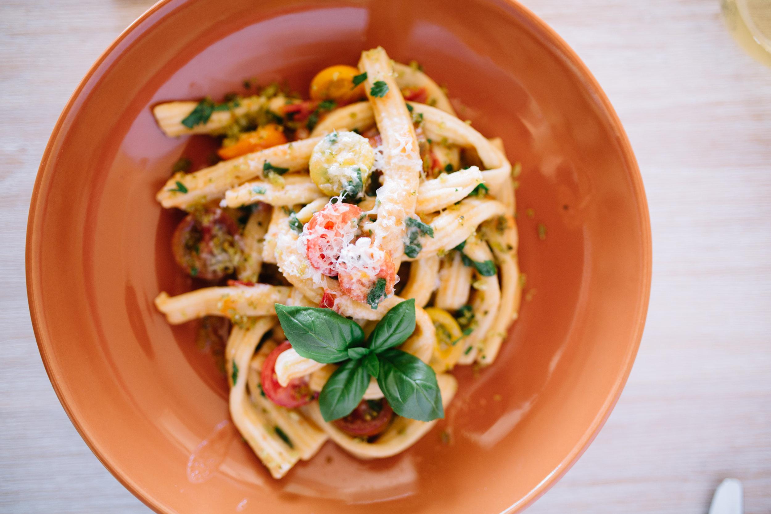 I Maccheroni's pasta
