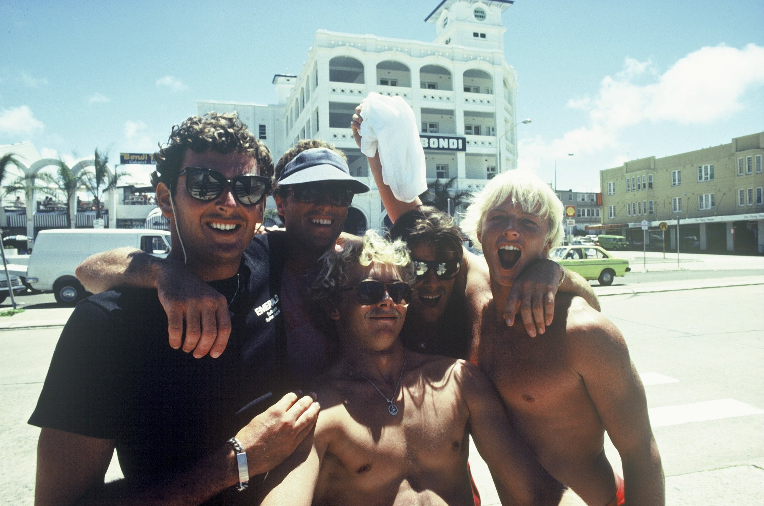 When we were kings - Derek Rielly on the surfing kings who once ruled Bondi, and the world.