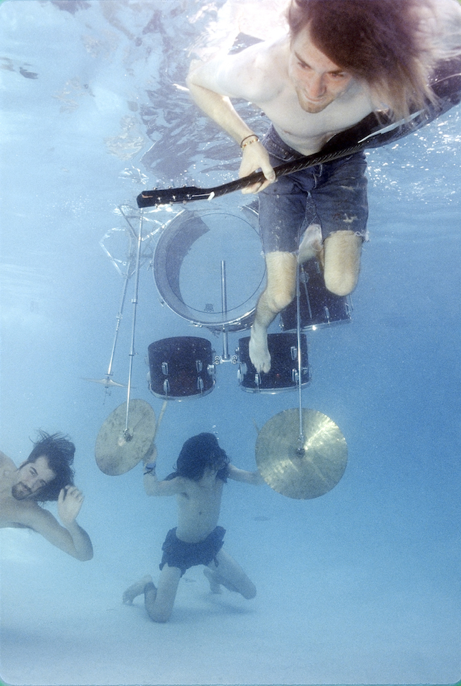 Nirvana, Oh Well, Whatever, Nevermind