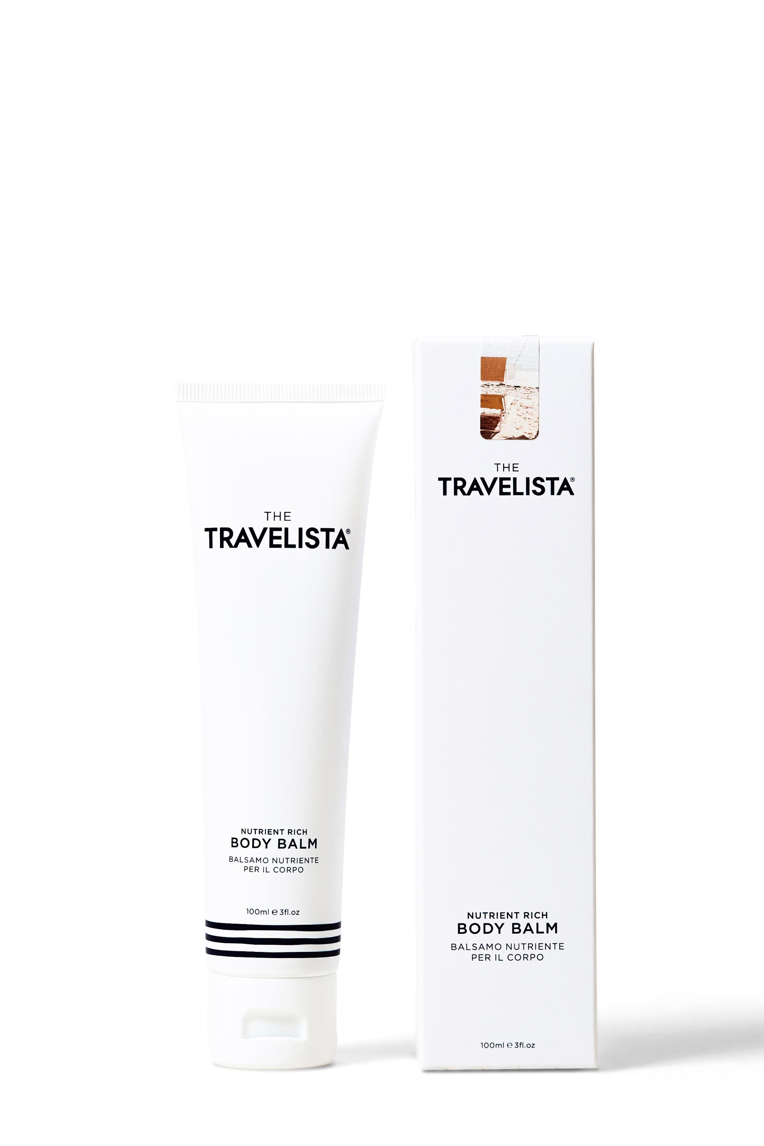 The Travelista body balm