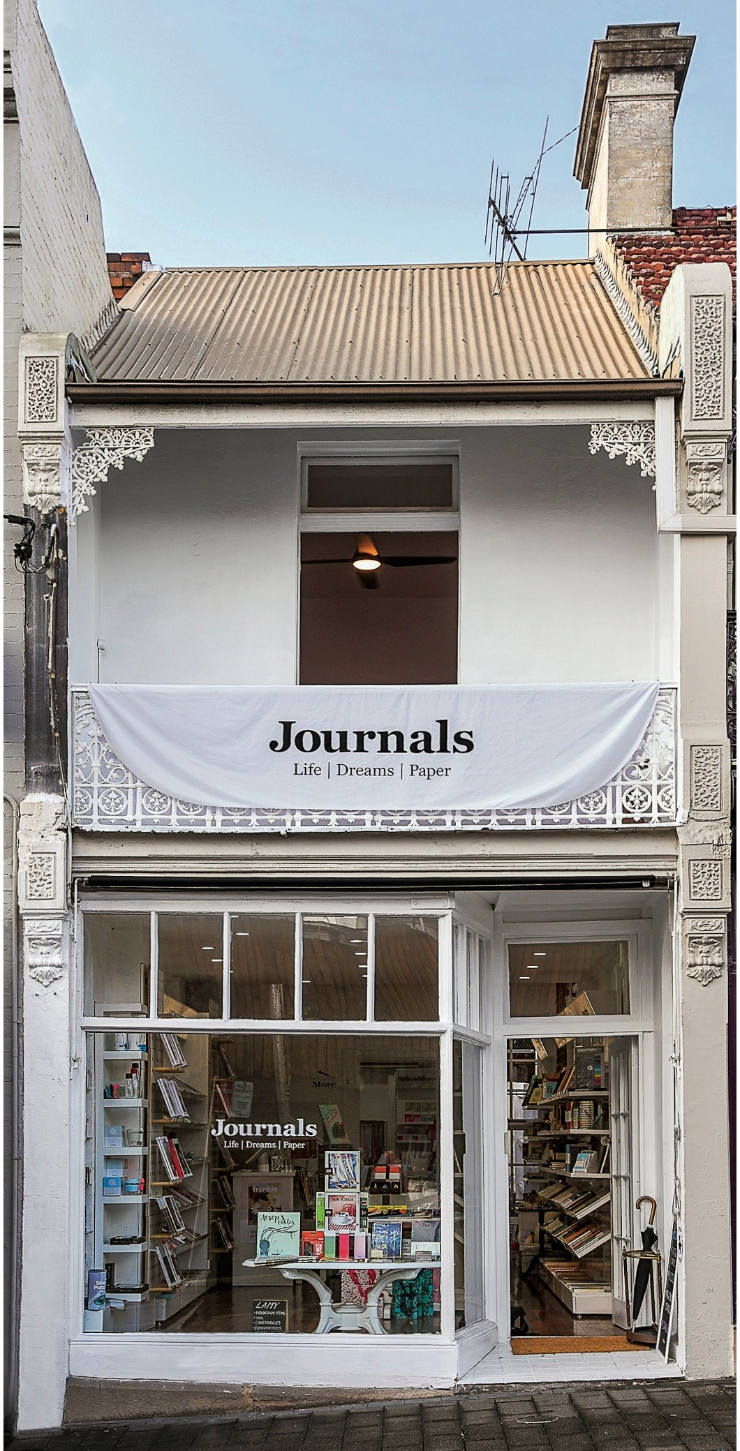 Journals Paddington.
