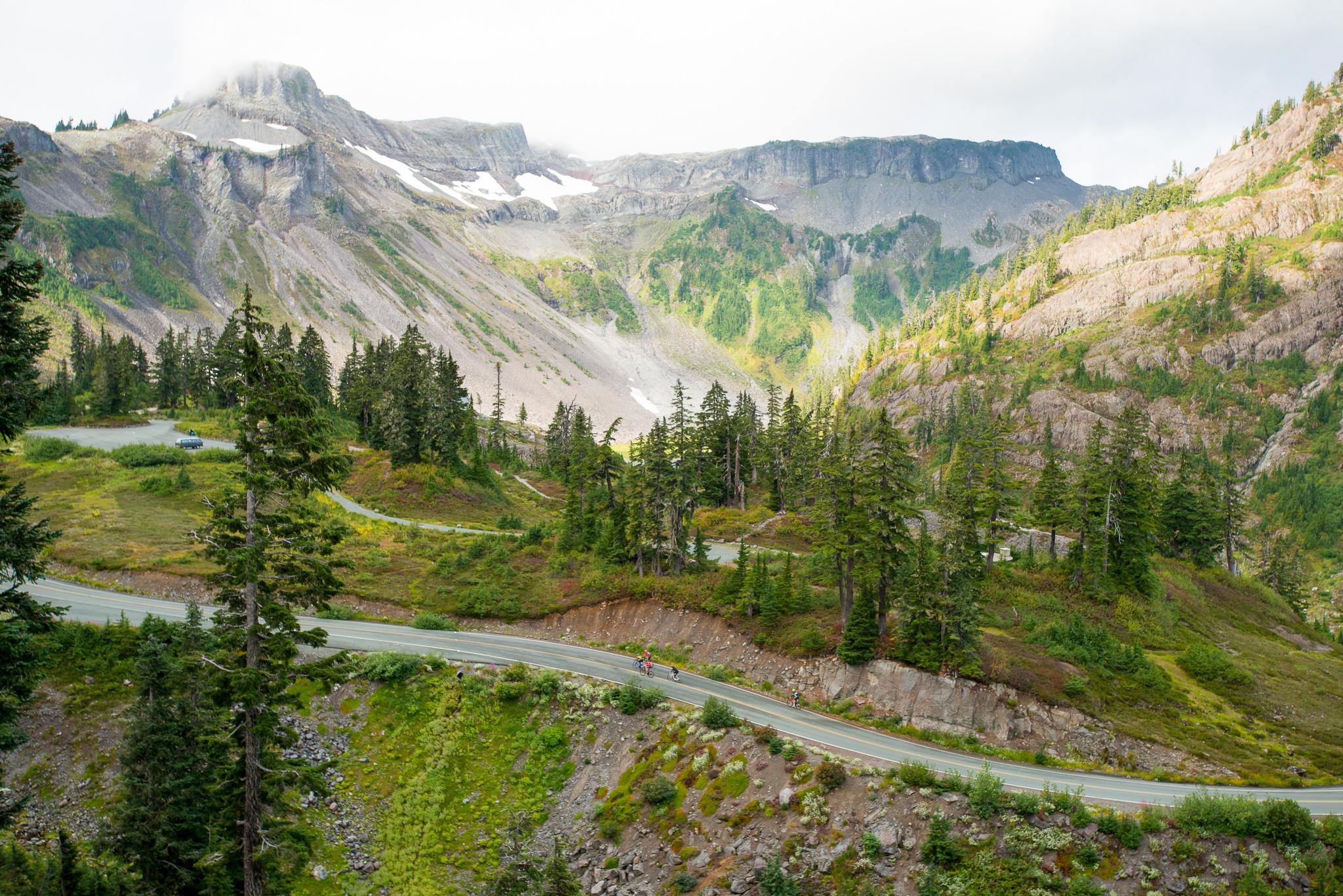 Sunday, Sept 8th - Mt. Baker Hillclimb