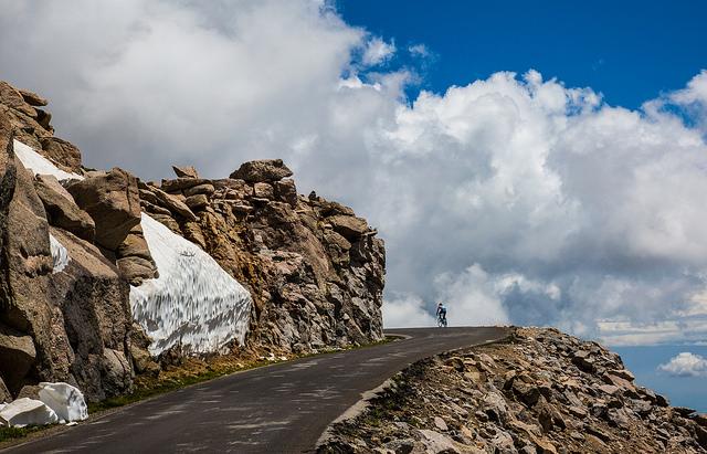 SATURDAY, July 27 - Bob Cook Memorial Mt. Evans Hillclimb