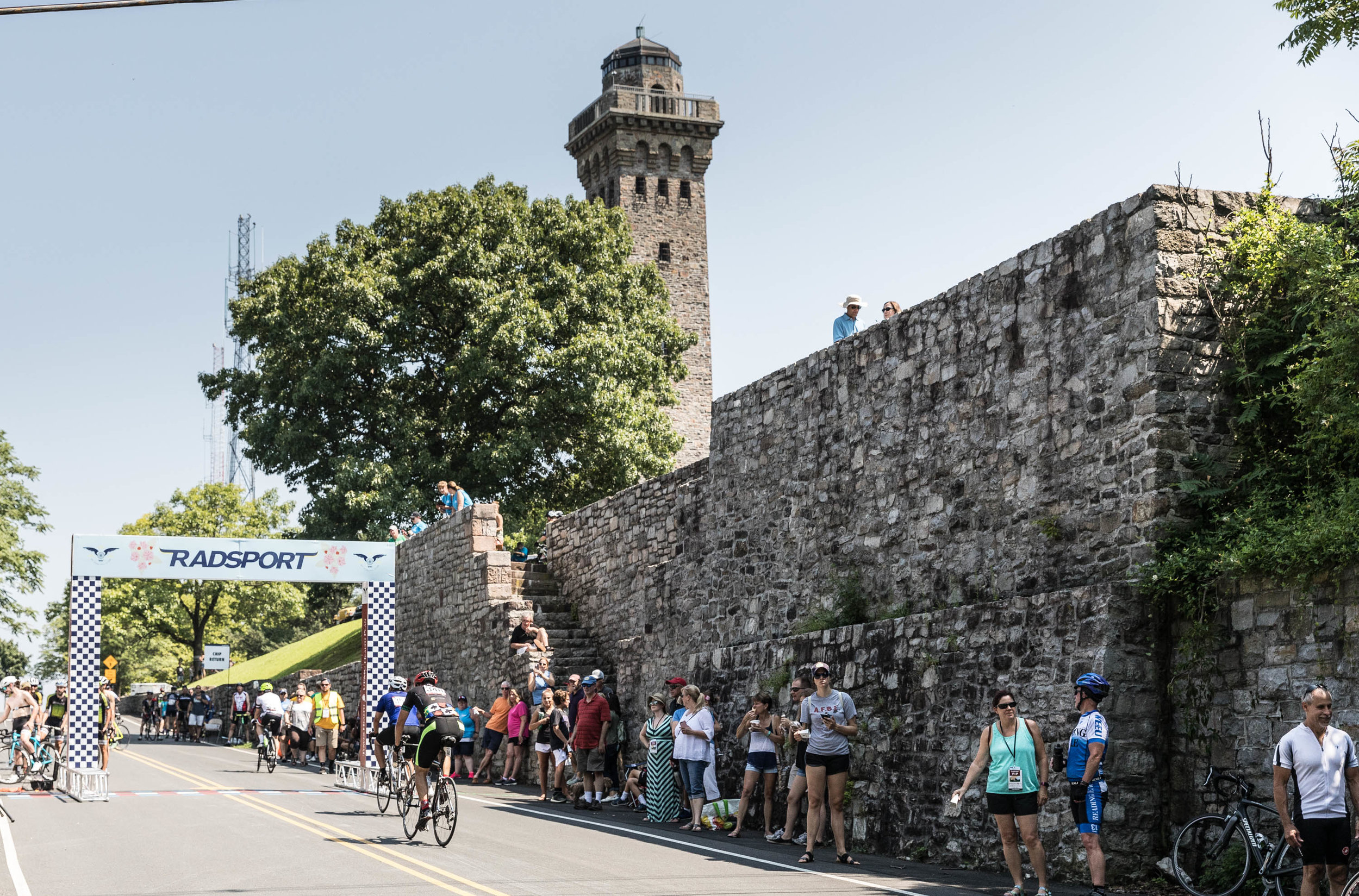 Sunday, Aug 4th - Mt. Penn Hillclimb / Radsport Festival