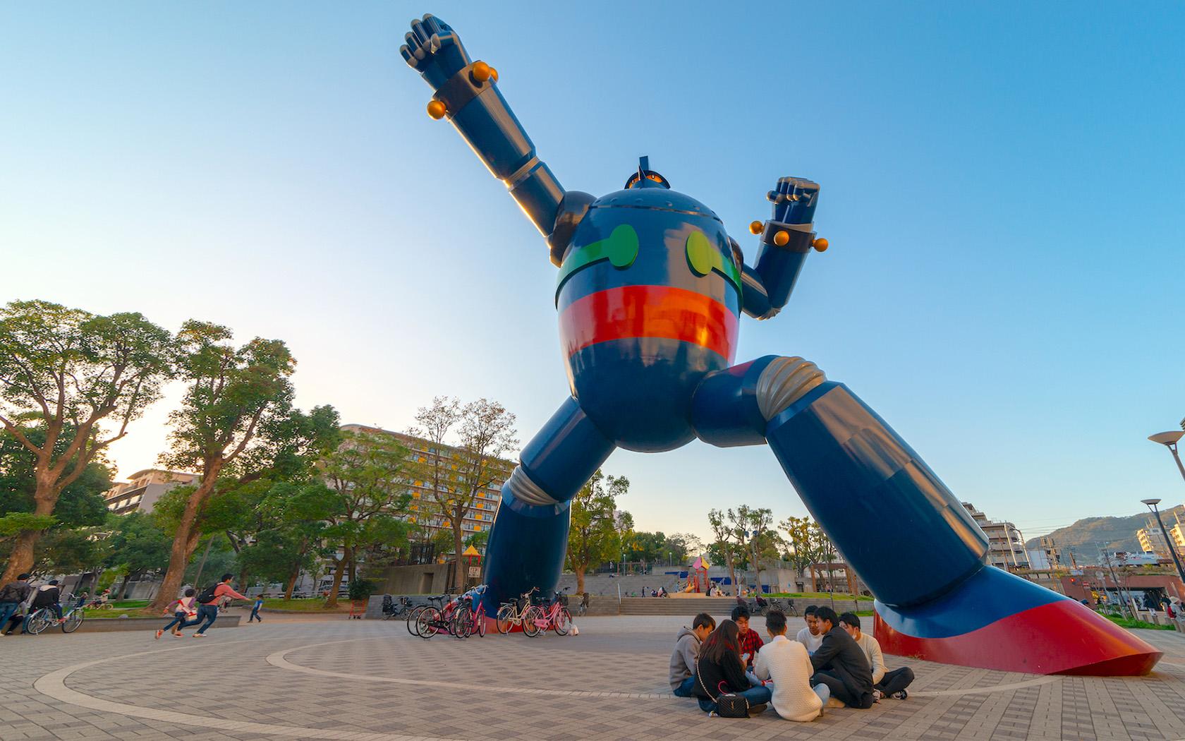 Japan's Big Things - AWOL