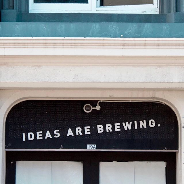 Indeed they are! We've got some really exciting things happening at #TheIdeasLibrary and we can't wait to share them.
