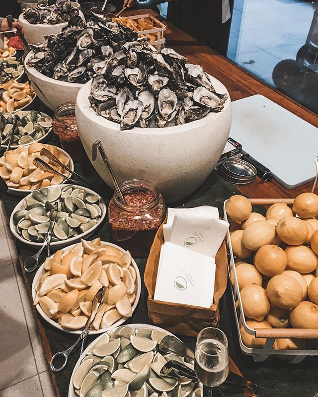 Last nights launch party for @elementmelbourne was bringing out all the serious food spreads. And these were the ones we could get a pic of! This new Melbourne hotel is pet friendly too!