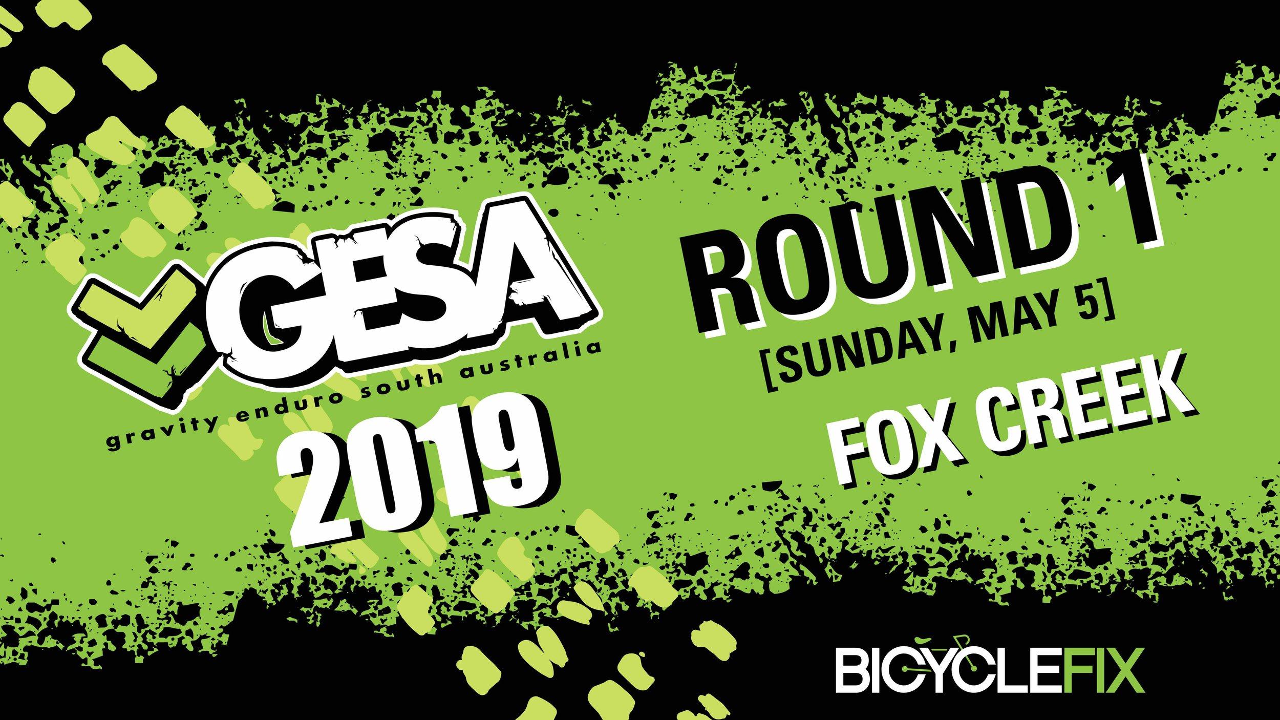 GESA Round 1 Fox Crrek
