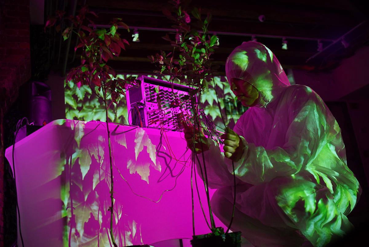 Human Garden Spaceus MIT