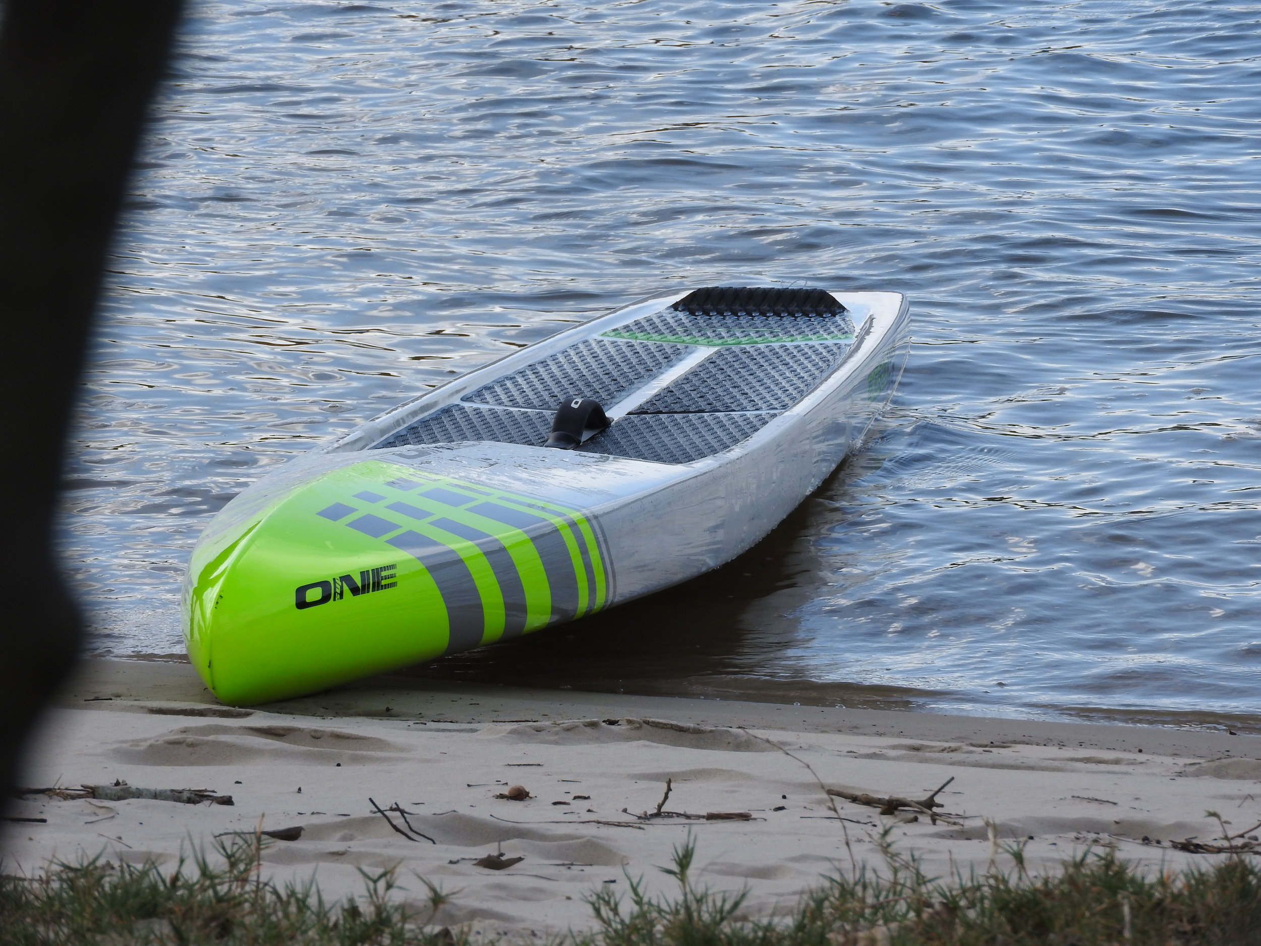 A nice Fast Board - Edge 2.0 is perfect for these waterways