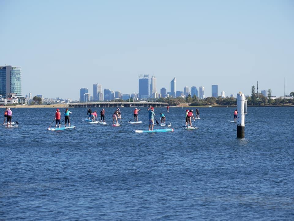 Stand Up Paddle WA (SUPWA) Perth