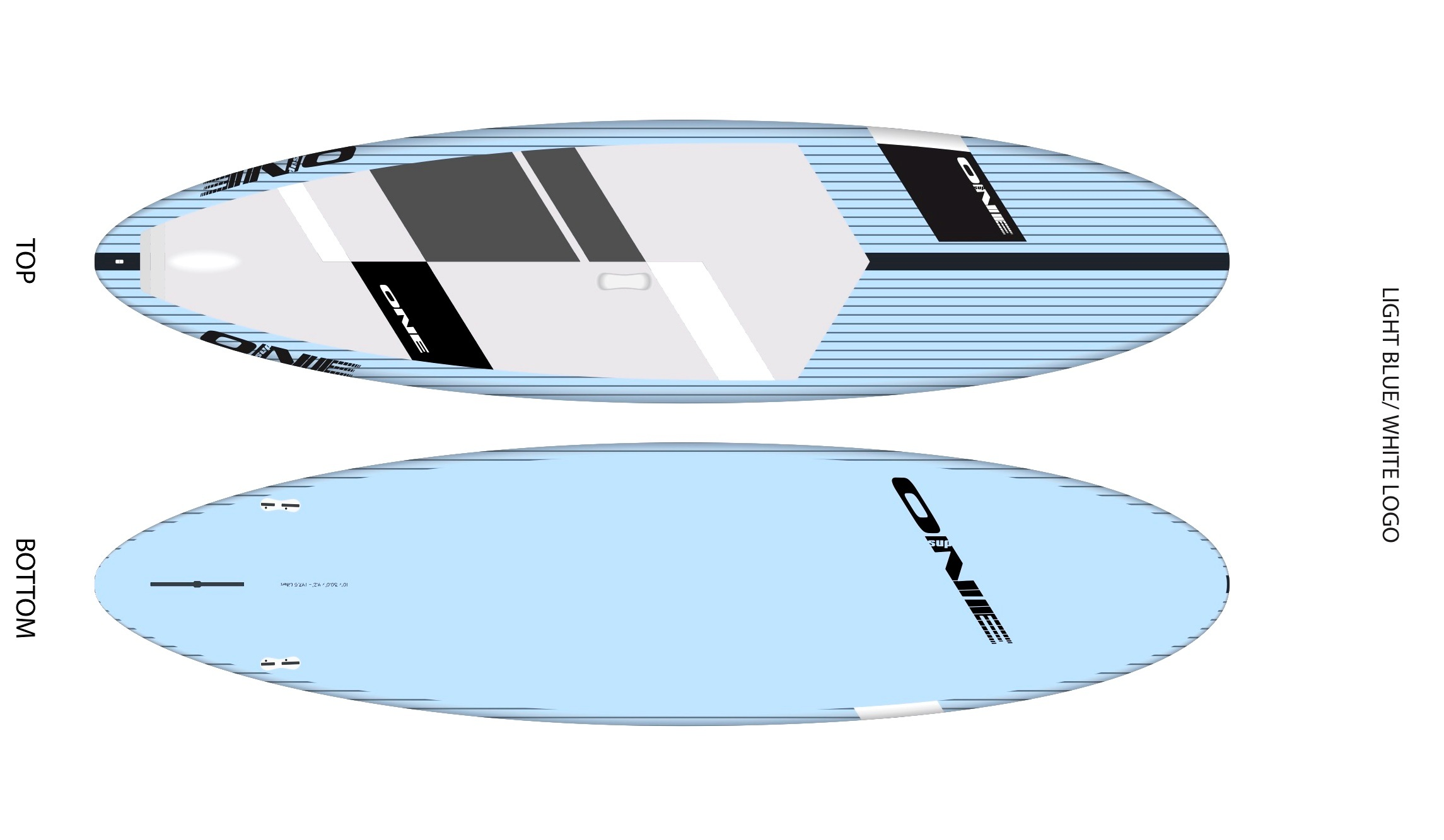 Another Beautiful Custom 10ft Surf Sup