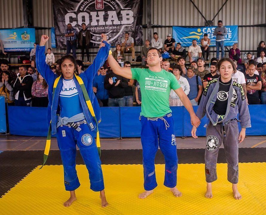 maria jesus rojas brazilian jiu jitsu champion