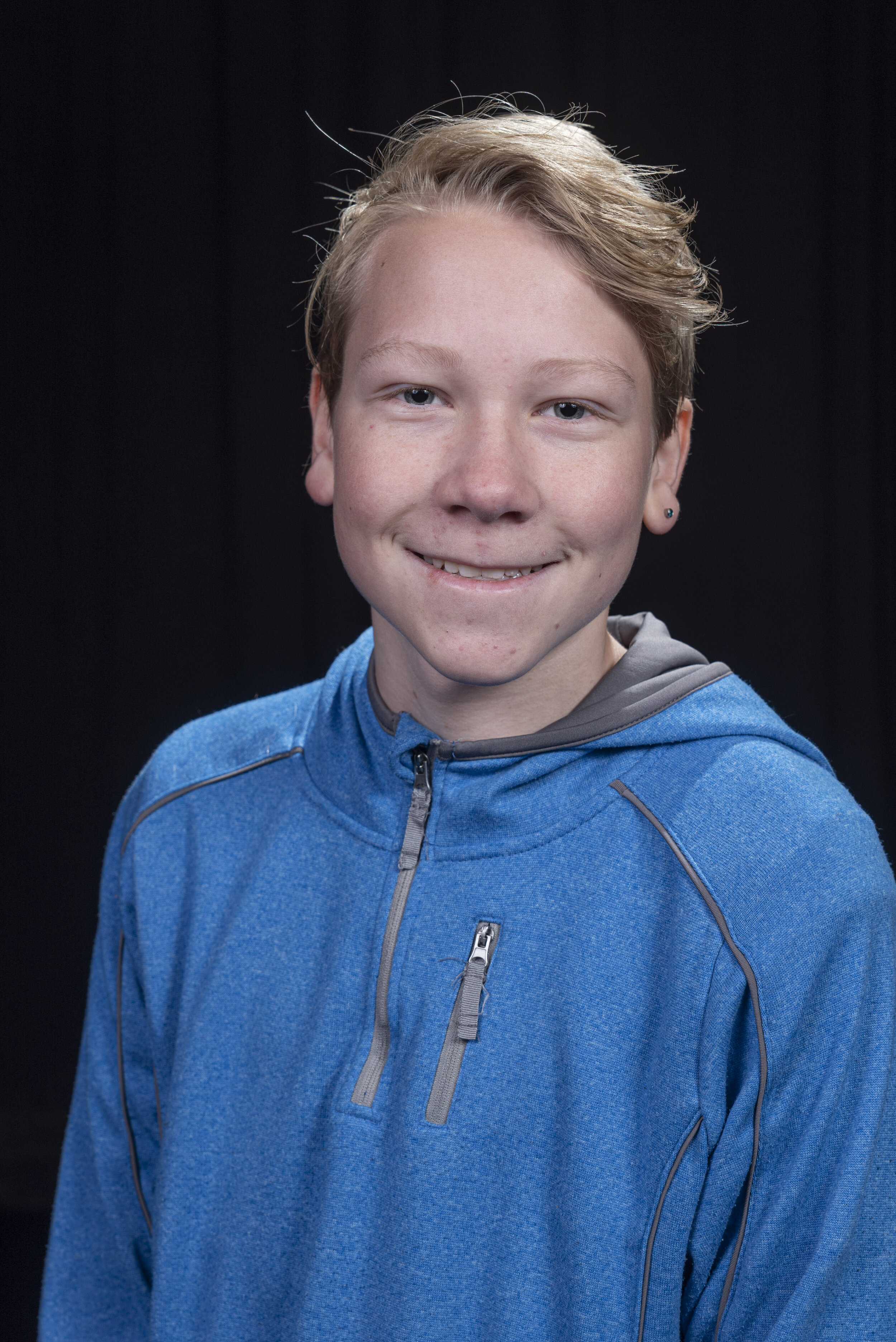 Nick - 14 - First time onstage - Nick is a student at Crusoe College and is 14 years old. Nick joined the cast a soldier, dancer and young man, all non-speaking roles. He learnt complicated dances and portrayed each role with confidence and calm maturity.by Wendy Collishaw, Director