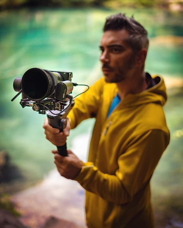 "Say ""cheese"" 🎥 It's movie time! ⠀ And you? Do you also do videos with your camera? ⠀ ▸ CAMERA: @sonyalpha A6500 ▸ GIMBAL: @zhiyun_tech Weebill ▸ LENS: @sigma 16mm f/1.4 ▸ FILTER: @haidafilter Variable ND ▸ POST-PRO: @skylum_global Luminar .⁠⠀ .⁠⠀ .⁠⠀ #skylum ⁠#sony #sigmaglobalvision  #naturephoto #watchthisinstagood #switzerland #landscape_captures #awesomeearth #ourplanetdaily #instanaturelover #nature_prefection #welivetoexplore #EarthVisuals #blausee #haidafilter #zhiyun #switzerlandphotos #theswitzerlandguide #unlimitedswitzerland #hellozurich #swissinfluencer #swissblog #topswitzerlandphoto #swissblogger #igersswitzerland  #ig_switzerland #inLOVEwithSWITZERLAND #schwei"