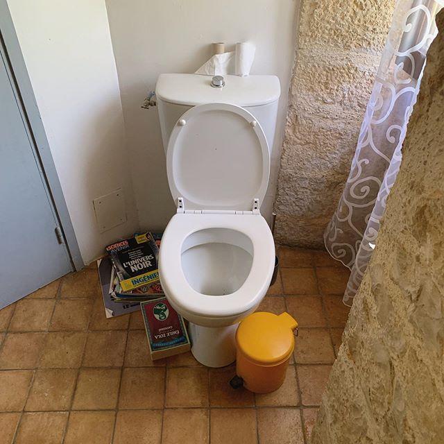 #southernfrance #toiletcommunity #toiletsofinstagram #toilet #toilets