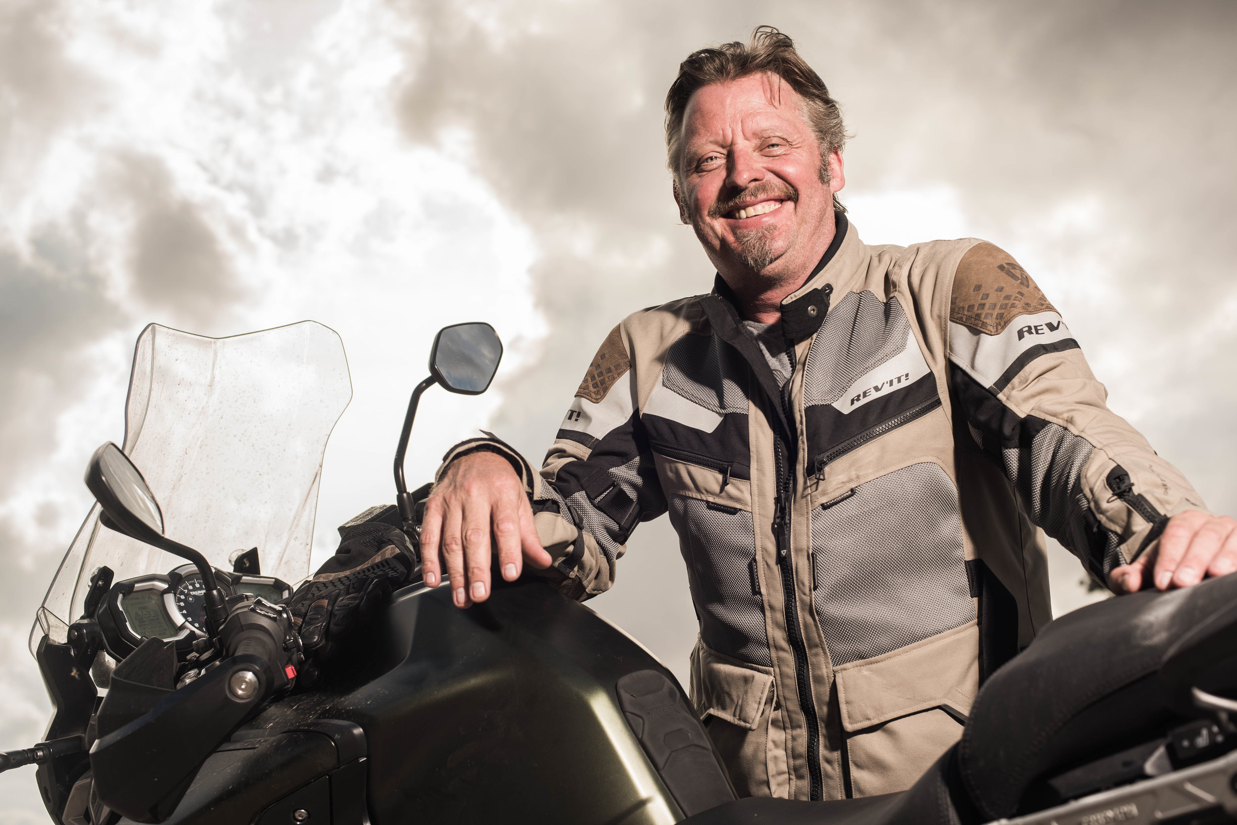 "CHARLEY BOORMAN - Adventurer, Travel Writer, Entertainer.Charley Boorman's charismatic ""let's just do it"" approach to challenges has won him over to a massive TV and literary audience. He is also known for his enthusiasm for motorbikes, as demonstrated in several documentaries of his travels, including two with his friend, actor Ewan McGregor."