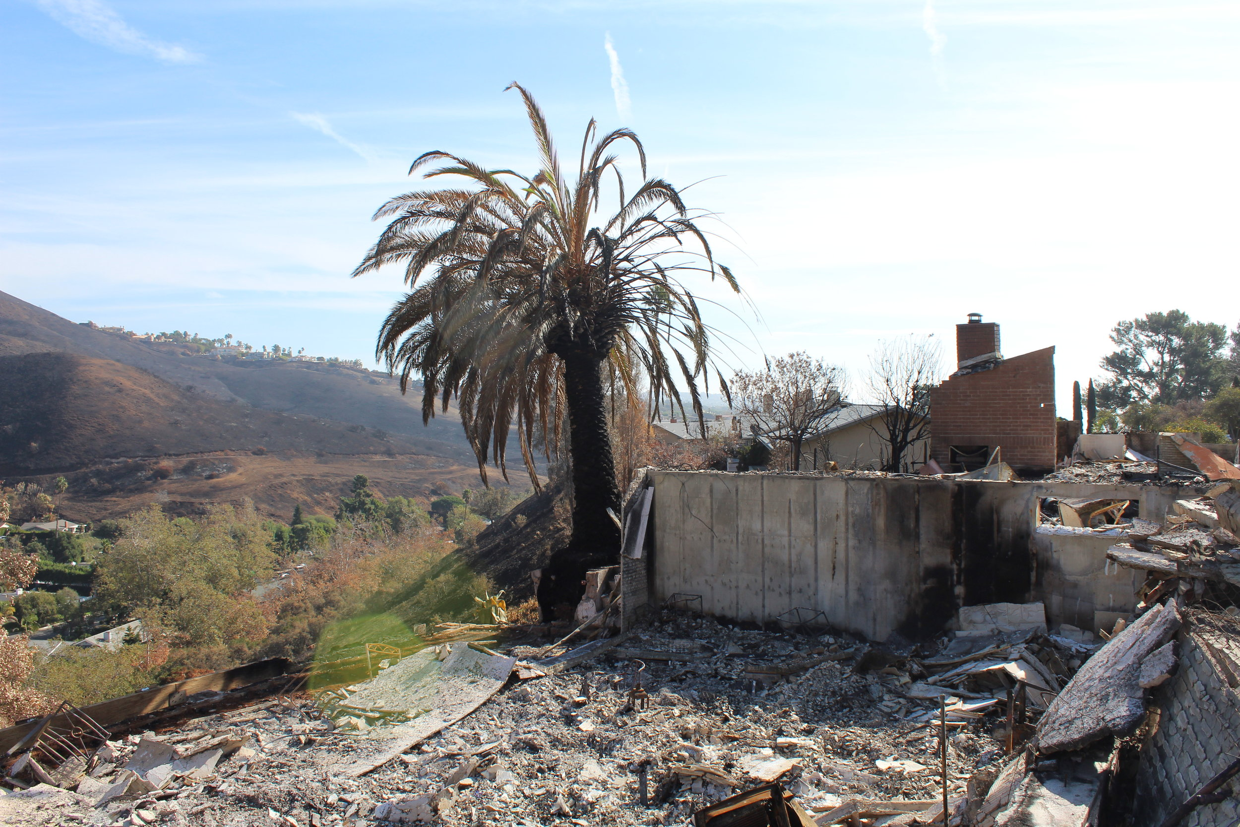 Students face financial obstacles after Woolsey - Photos Courtesy of Steve KerrMonths after the Woolsey Wildfire, Pepperdine students who lost everything face unanticipated financial obstacles while attempting to rebuild their lives.