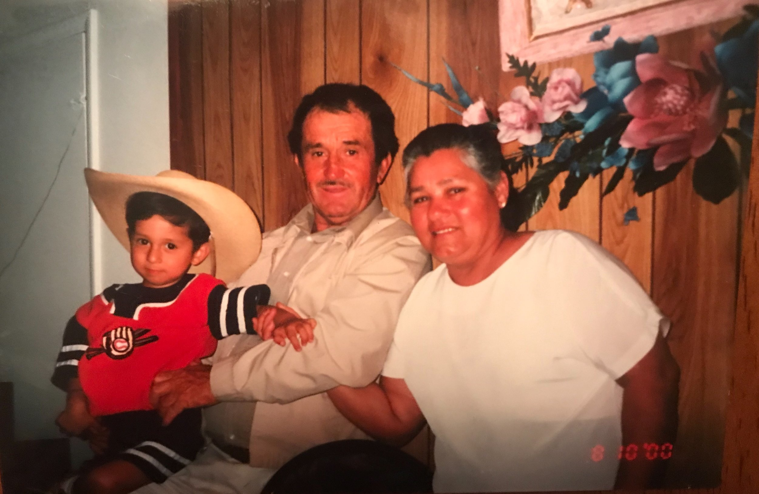 The Family Tradition of Dreaming - Photos Courtesy of Cesar Zepeda Jr.The American dream is alive and well in the Zepeda family, passed down from father to son.