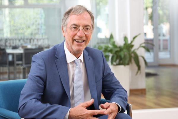 Prof. Dr. habil. Richard Merk -  FHM