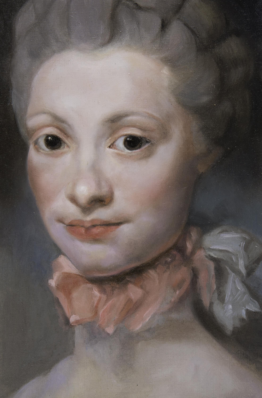 2015 - 'Study after Anton Raphael Mengs, Maria Luisa de Parma, 1765'