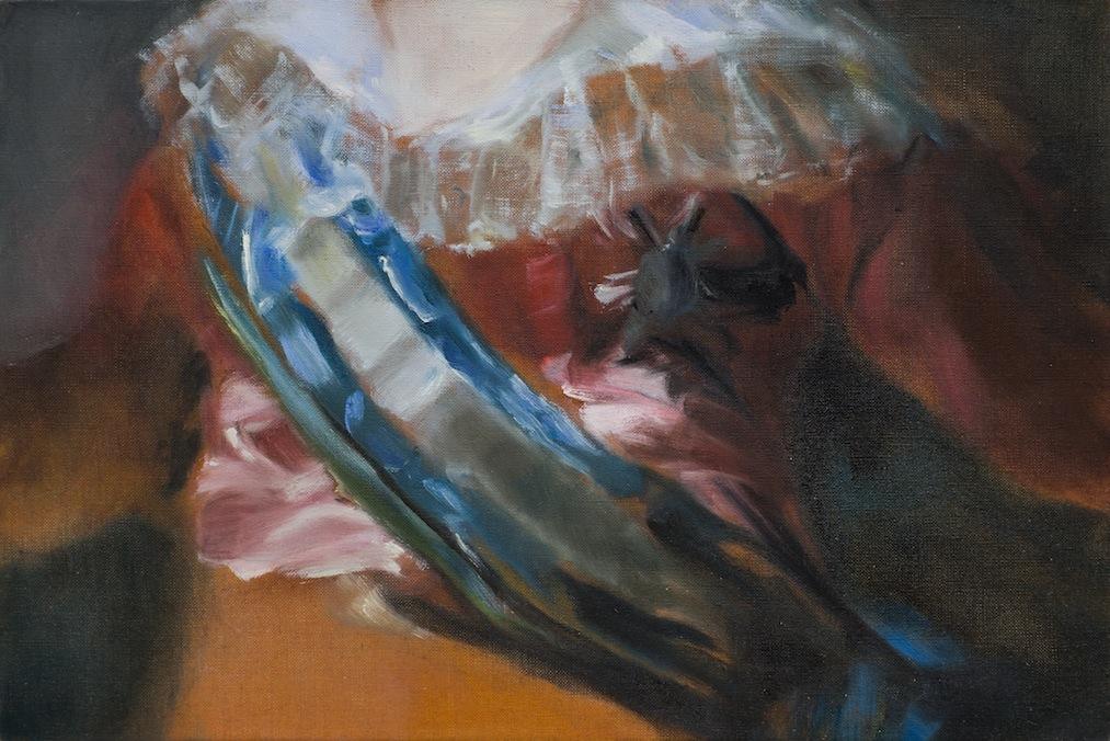 2015 - 'Ceremonial Dress Study,' after Goya's portrait of Infante Francisco de Paula