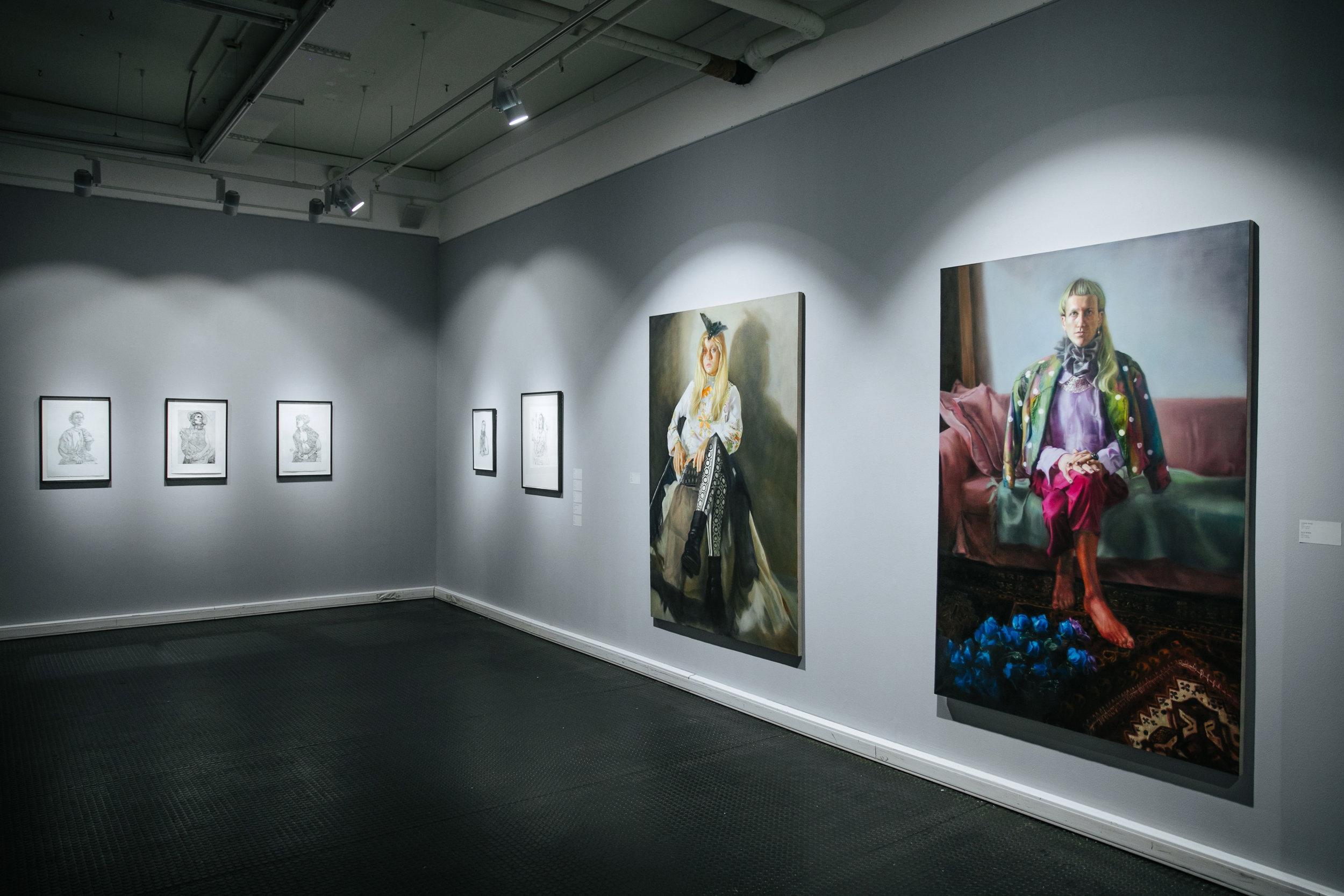 Georgina Clapham, 'Mythologies and Metamorphoses,' Triumph Gallery, Moscow, 2018..jpg