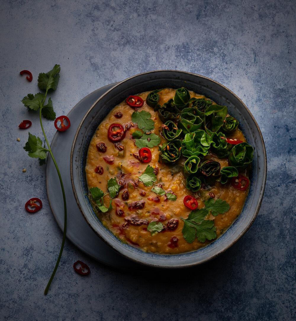 Indian Vegan Recipes Blog Krati Agarwal