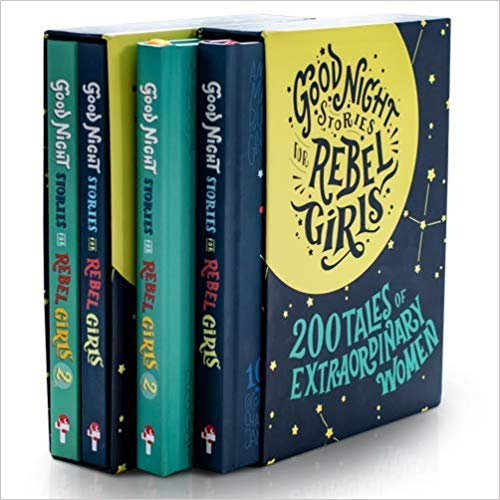 Good Night Stories For Rebel Girls- Gift Box Set
