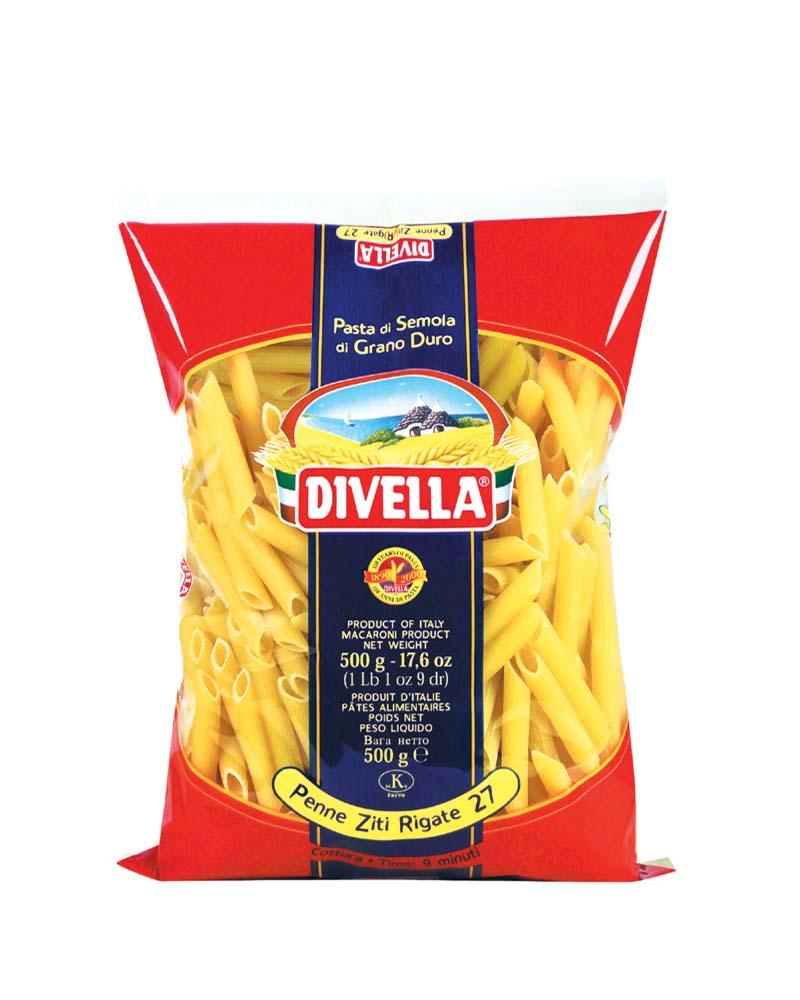 Divella® Penne Ziti Rigate #27