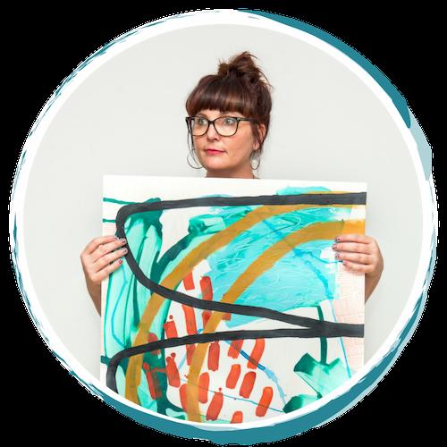 Nicola Tingey Guest Artist for True Colors Art Program with Kellee Wynne Studios.png