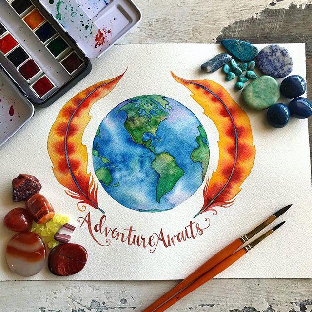 Make More Mistakes, Painting with Melanie April for Kellee Wynne Studios Color Crush creative Blog 14.jpg