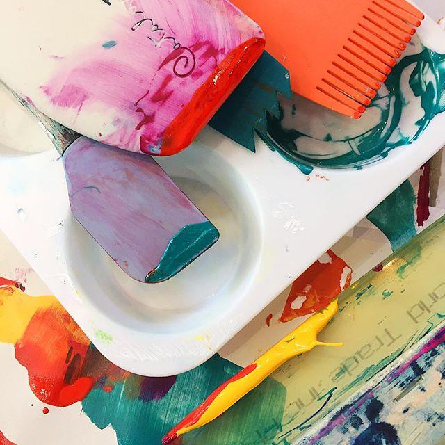 Minimal Abstract Love with Sara Sha on Kellee Wynne Studios supplies 5.jpg