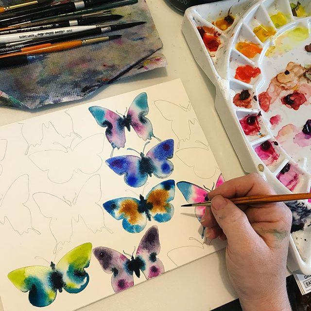 Make More Mistakes, Painting with Melanie April for Kellee Wynne Studios Color Crush creative Blog 18.jpg