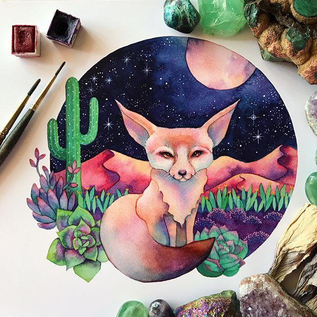 Make More Mistakes, Painting with Melanie April for Kellee Wynne Studios Color Crush creative Blog 1.jpg