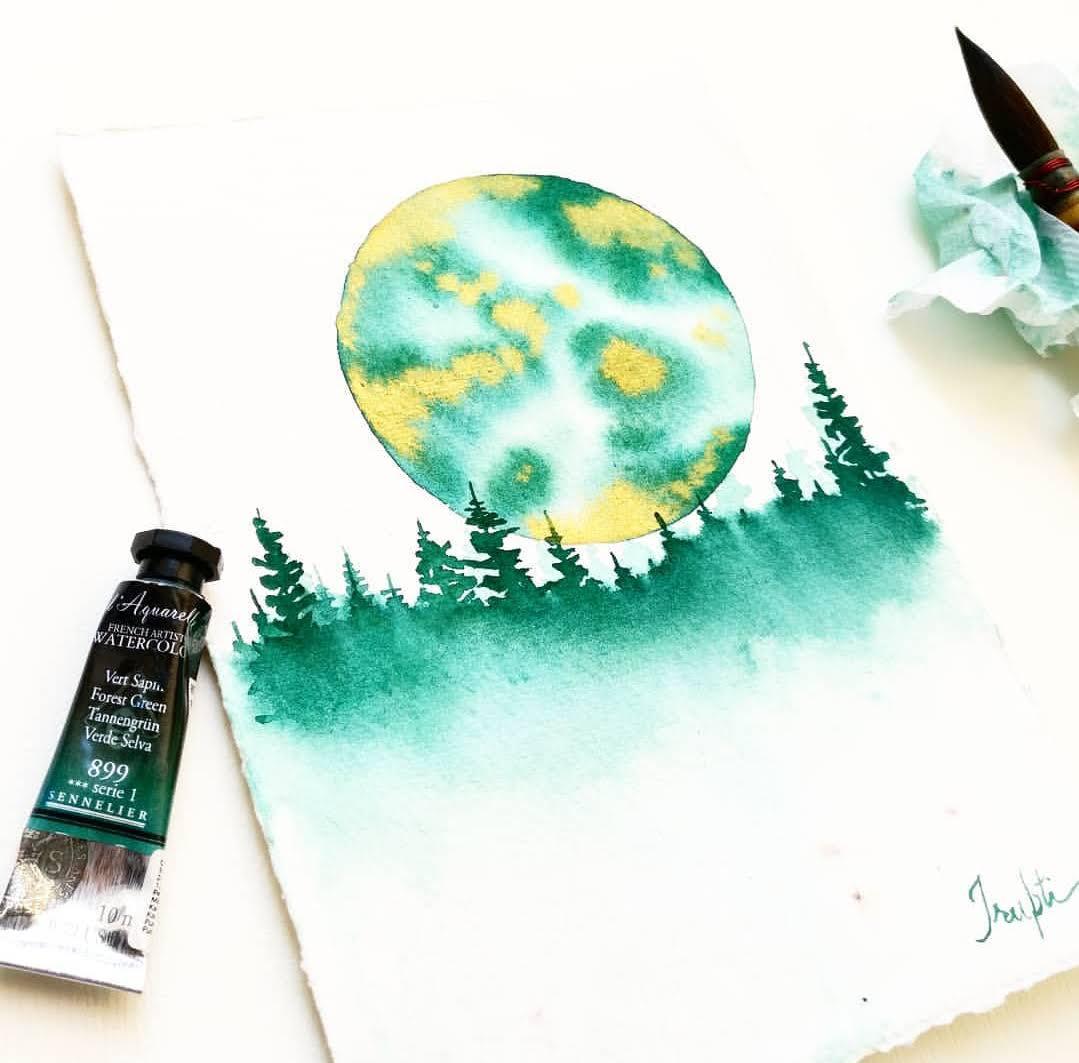 Never Stop Learning, Painting with Trupti Karjinni, Artist Spotlight for Color Crush Creative Kellee Wynne Studios 22.jpg