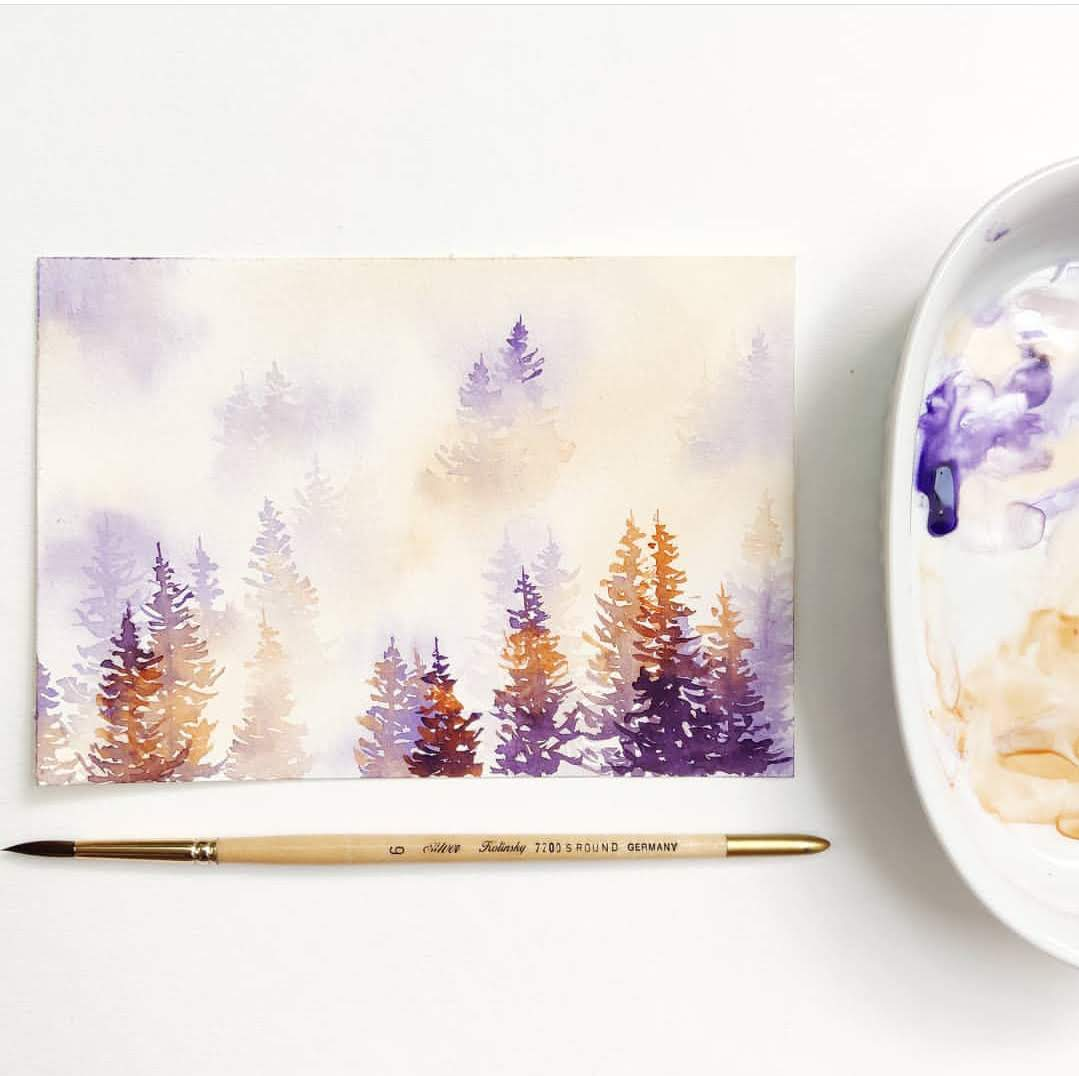 Never Stop Learning, Painting with Trupti Karjinni, Artist Spotlight for Color Crush Creative Kellee Wynne Studios 12.jpg