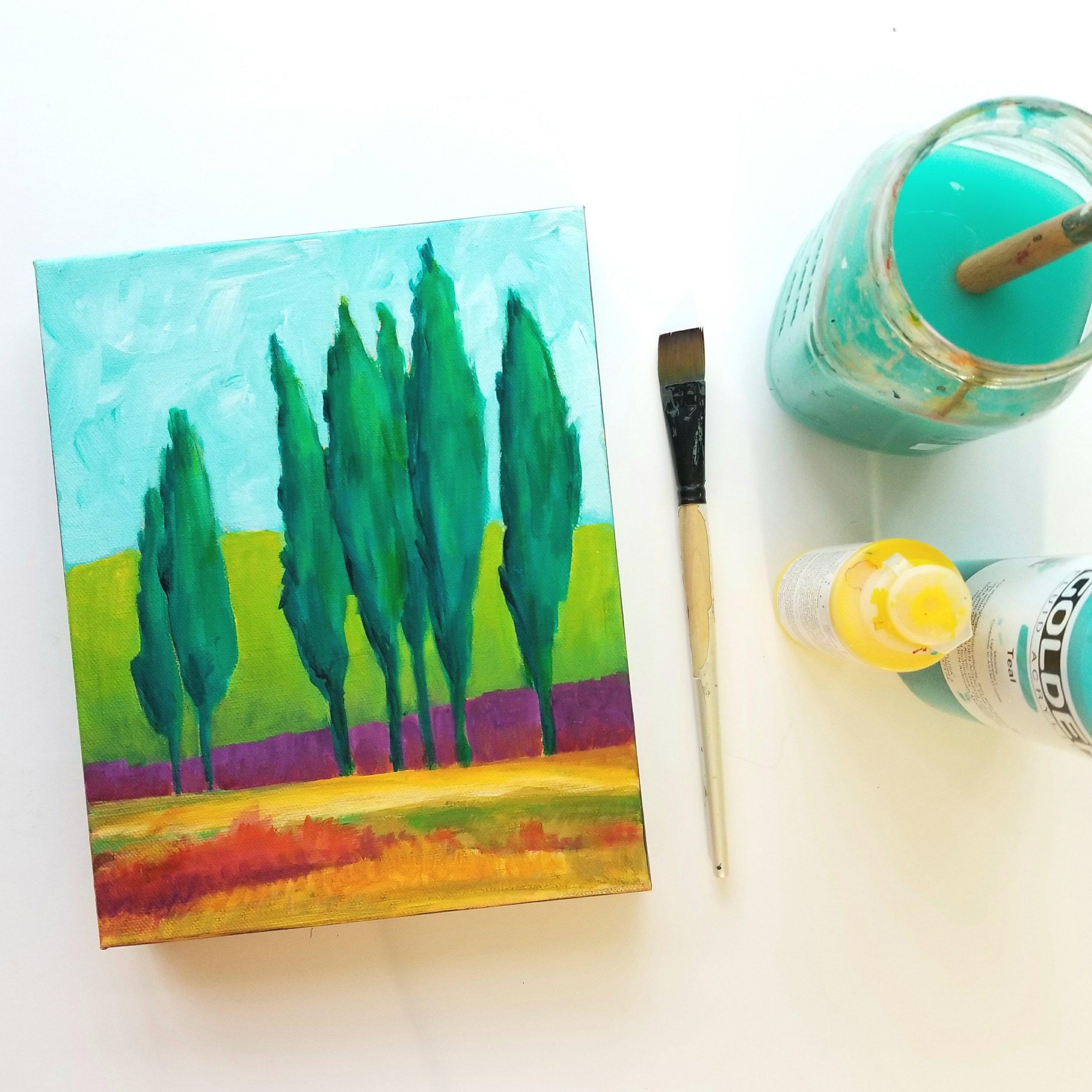 True Colors Modern Landscape Painting class with Kellee Wynne Studios 2.jpg