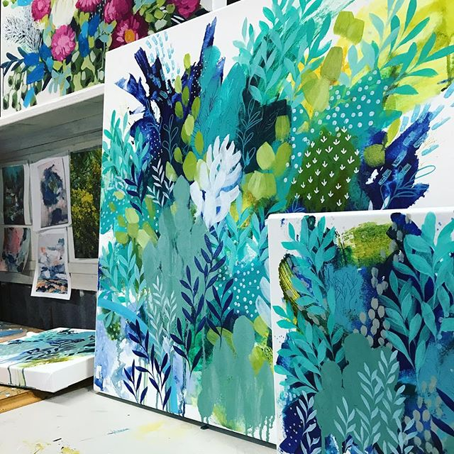 Clair Bremner  April  2019 Guest Artist for True Colors Art Program with Kellee Wynne Studios (11).jpg