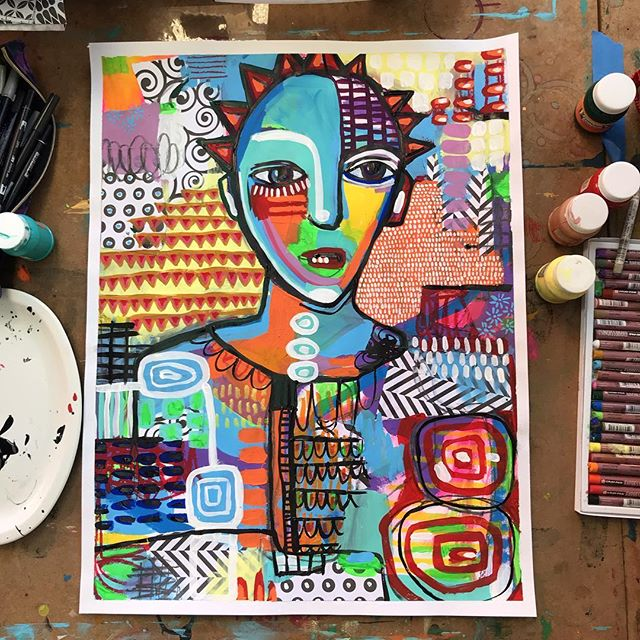 Connie Solera December 2019 Guest Artist for True Colors Art Program with Kellee Wynne Studios (7).jpg